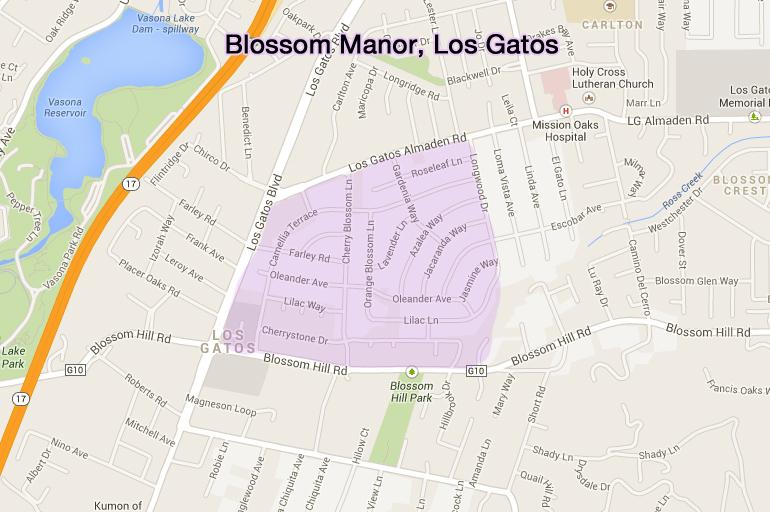 Blossom Manor Borders
