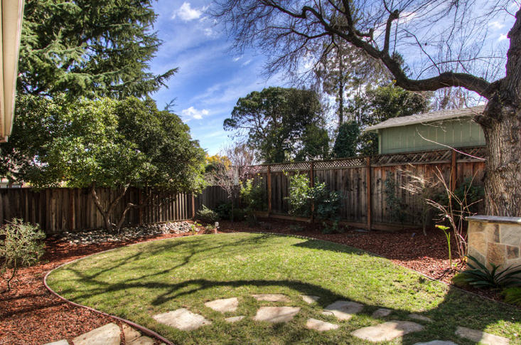 Loma Vista Backyard