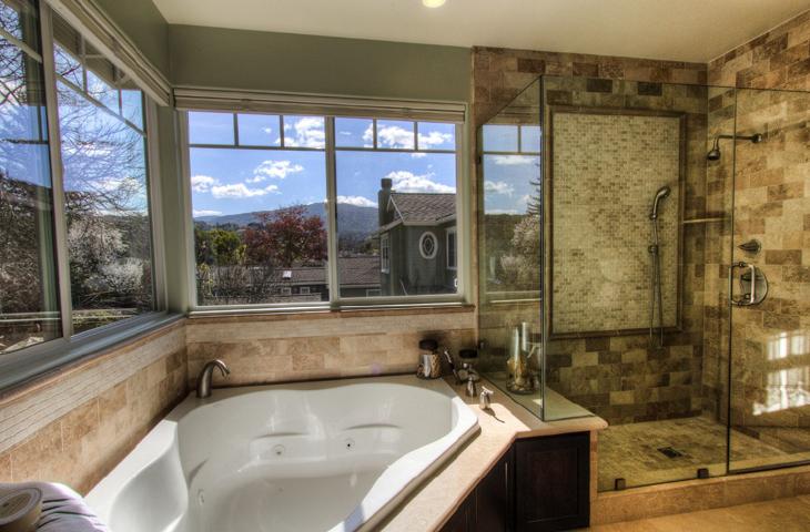 Loma Vista Master Bath