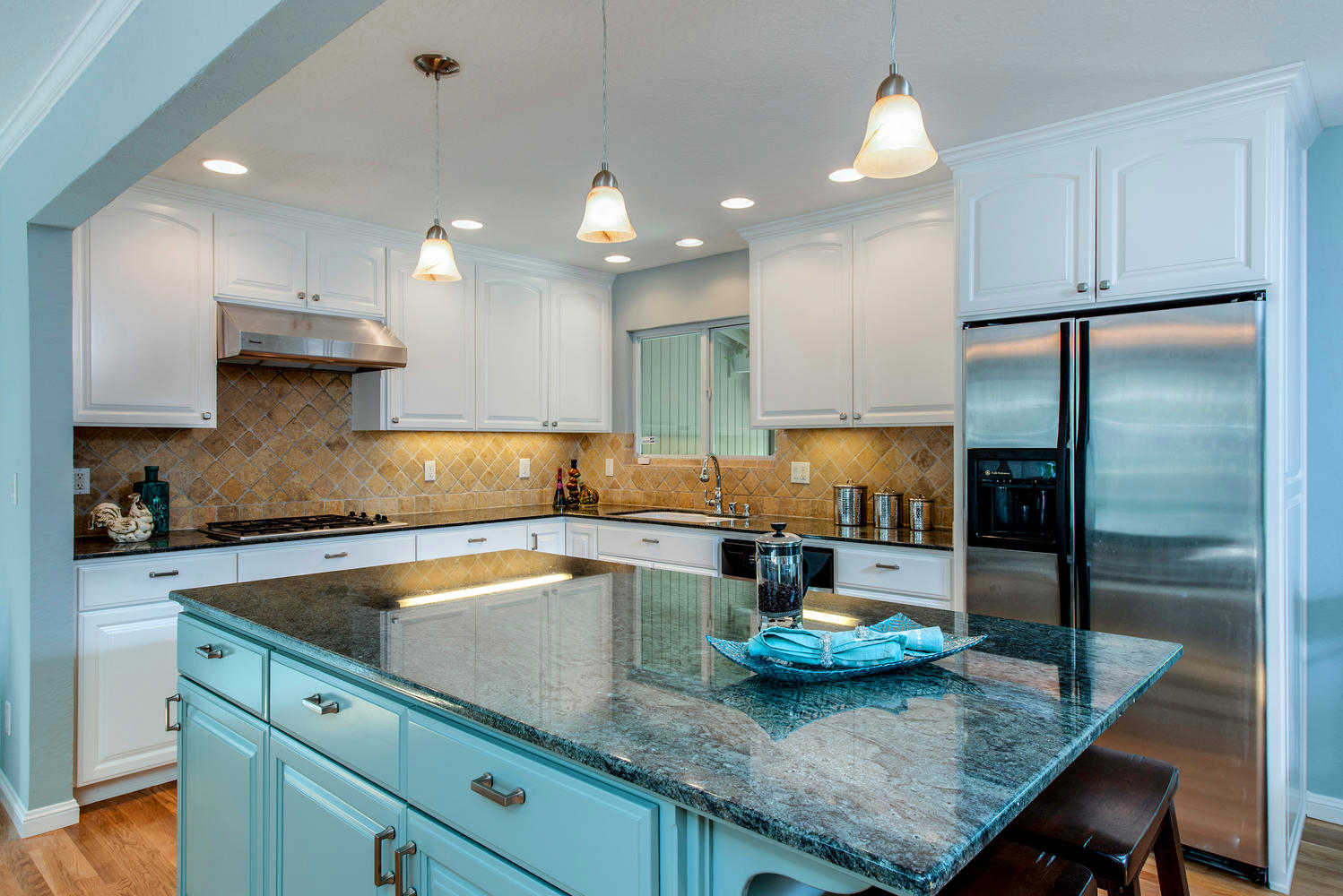 Slab Granite Counters