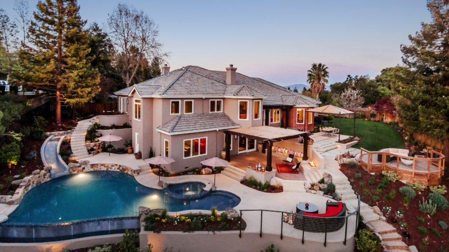 Luxury Homes in Los Gatos