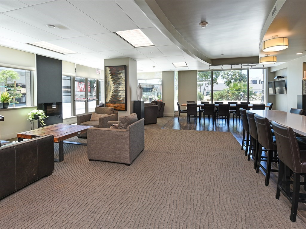 Axis Residents Lounge