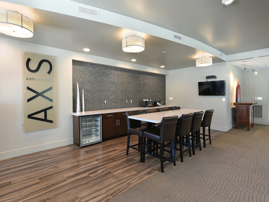 AXIS Residents' Lounge